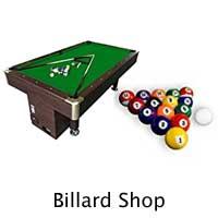 Billard Shop