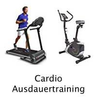 Cardio: Ausdauertraining