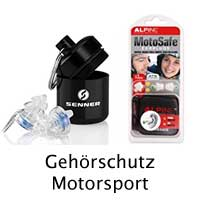 Gehörschutz  Motorsport