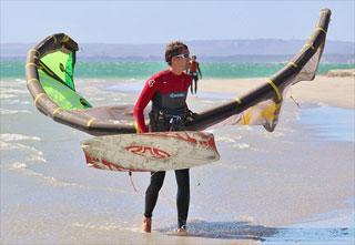 Fun Reisen - Kitesurfen