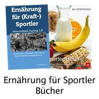 Ernährung für Sportler - Bücher