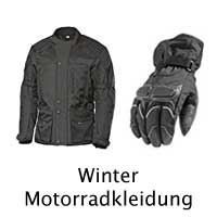 Winter-Motorradkleidung