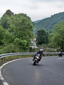 Gehörschutz auf dem Motorrad